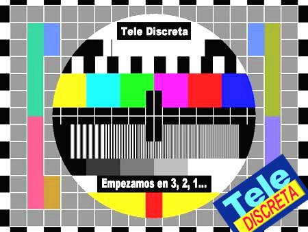 Carta de ajuste Tele Discreta