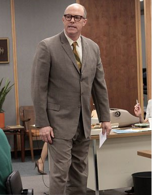 Michael Gaston en Mad Men