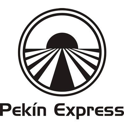 Logotipo pequeño de Pekín Express
