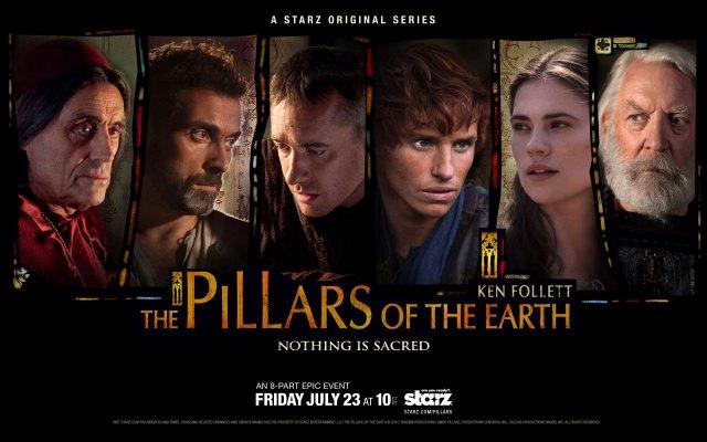 The Pillars of the Earth Los Pilares de la Tierra