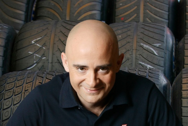 Antonio Lobato Fórmula 1 La Sexta